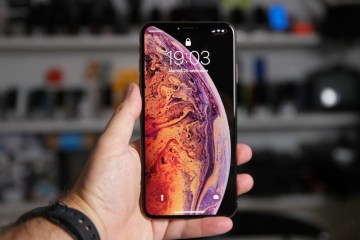 iPhone XS Max fronte