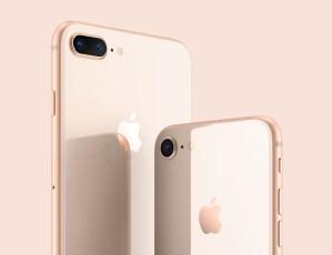 Retro iPhone 8 e 8 Plus