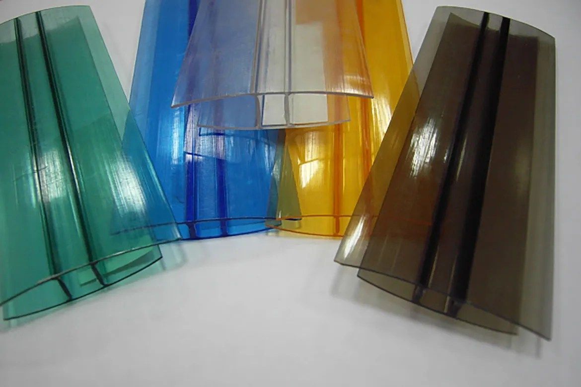Polycarbonate Coloured