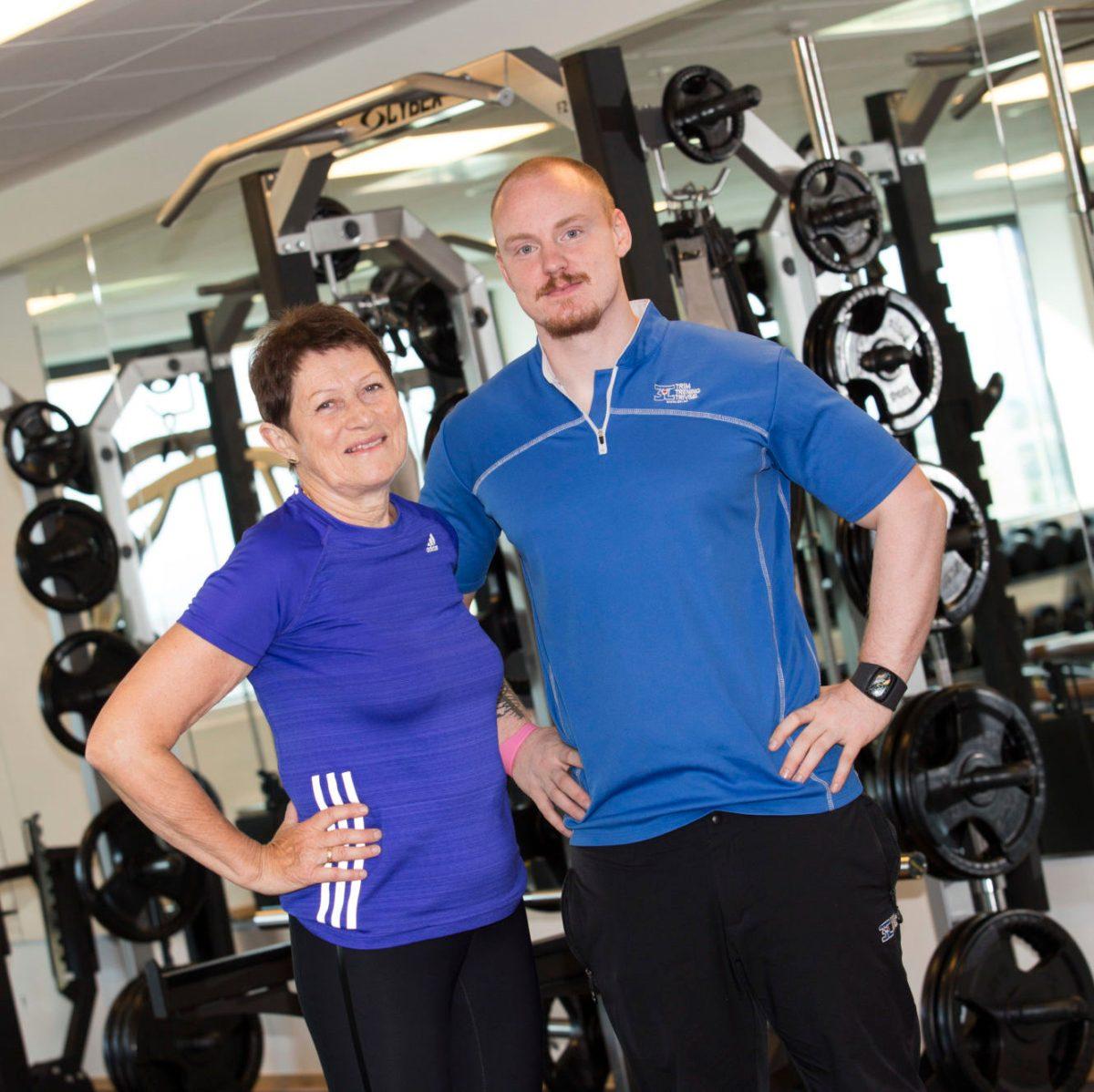 Benskjørhet (osteoporose) og trening