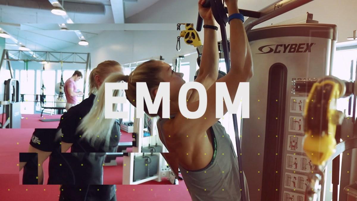 EMOM-økt med Mari og Thale