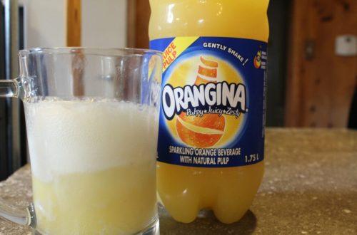 Orangina Float: 3ten.ca