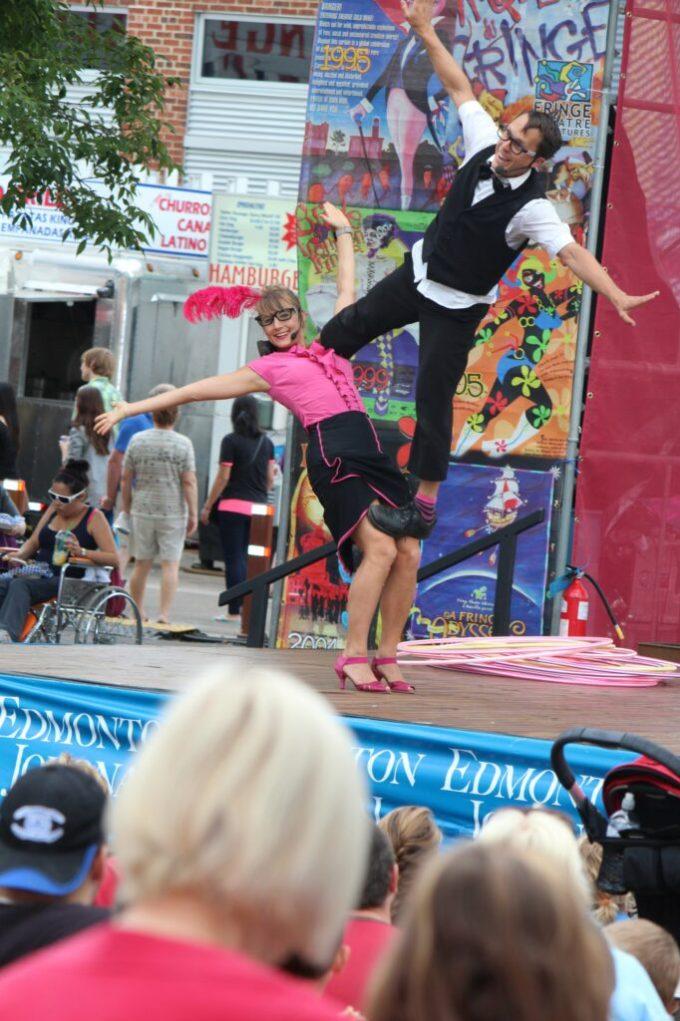 Edmonton International Fringe Festival: 3ten.ca