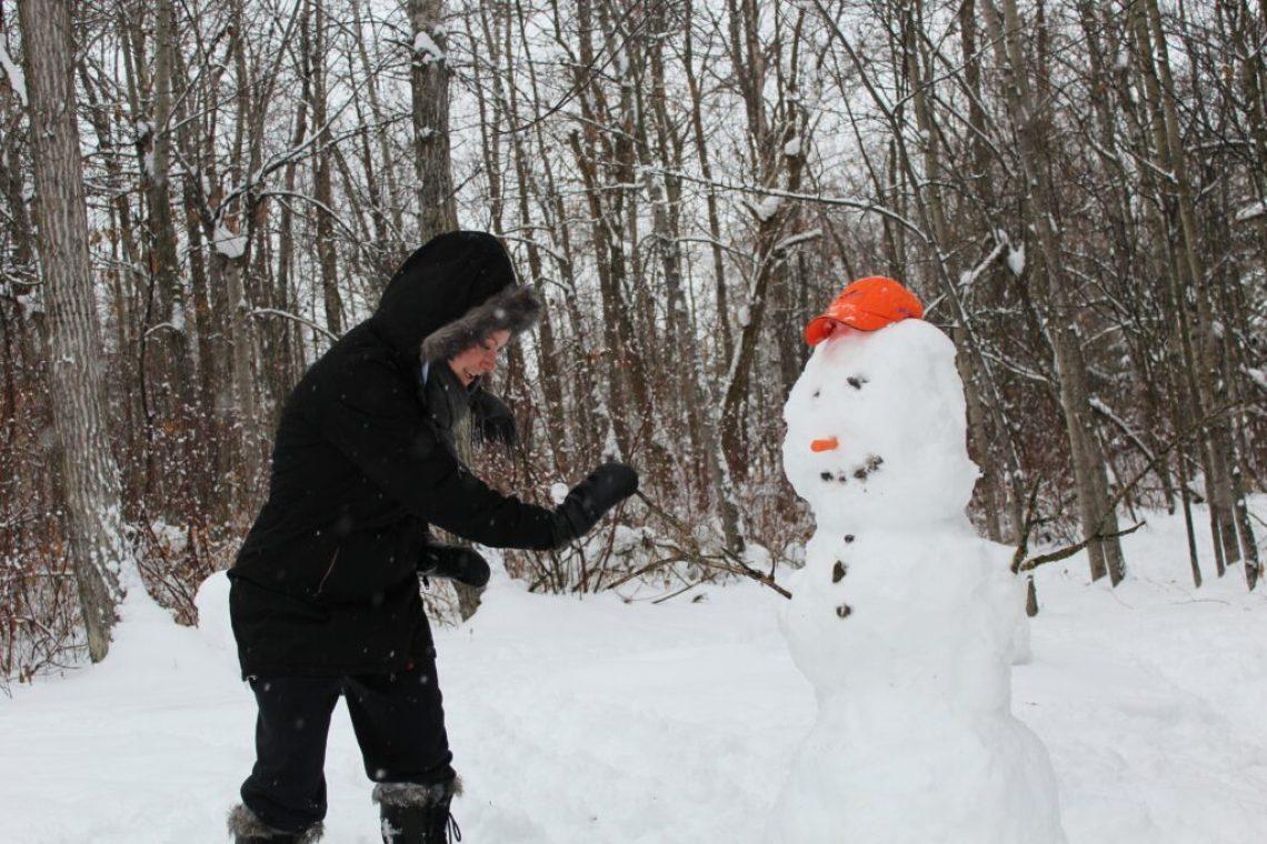Snowman Time: 3ten.ca