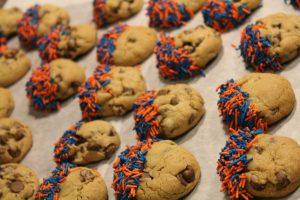 Oilers Chocolate Chip Cookies: 3ten.ca