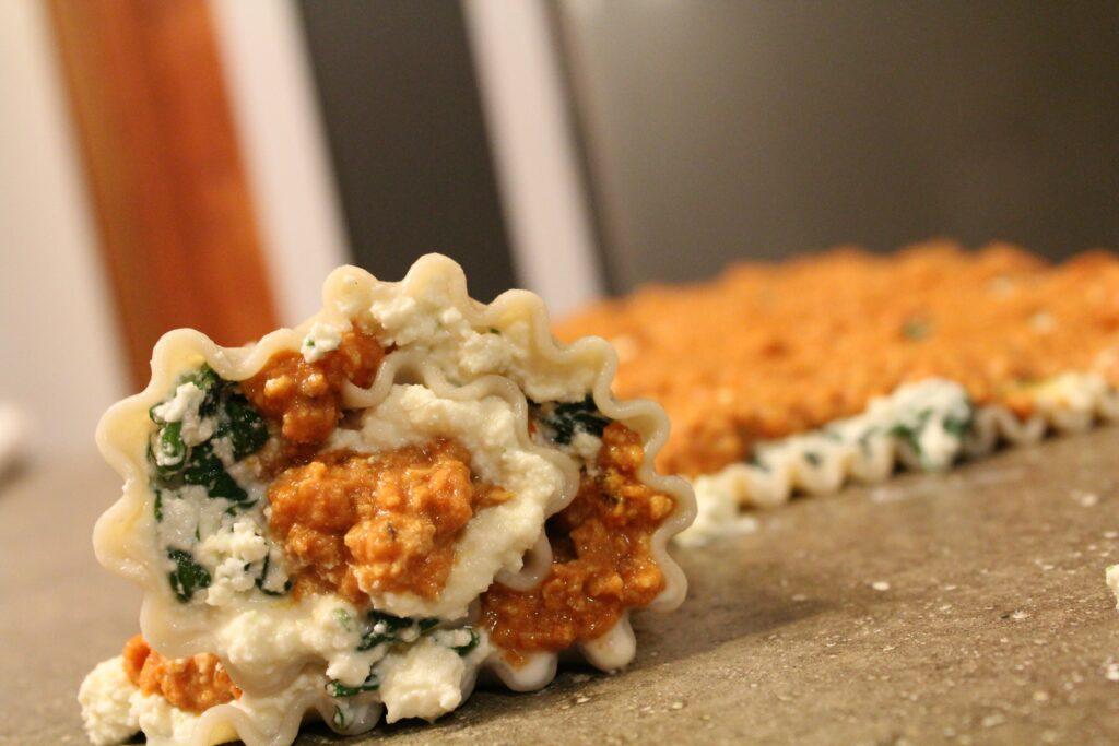 Stuffed Lasagna Rolls: 3ten.ca