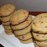 Chewy Chocolate Chip Cookies: 3ten.ca #cookies