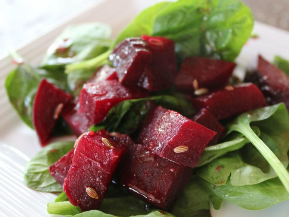 Citrus Beet Salad: 3ten.ca