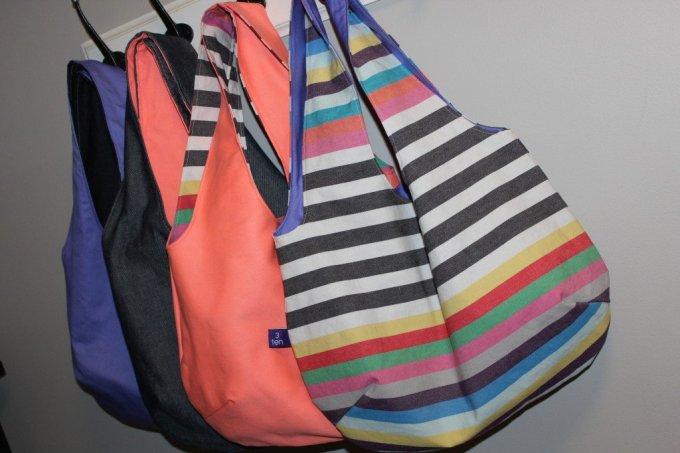 Project: Reversible Bag: 3ten.ca