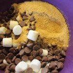 S'more Cookies: 3ten.ca #cookies #s'more