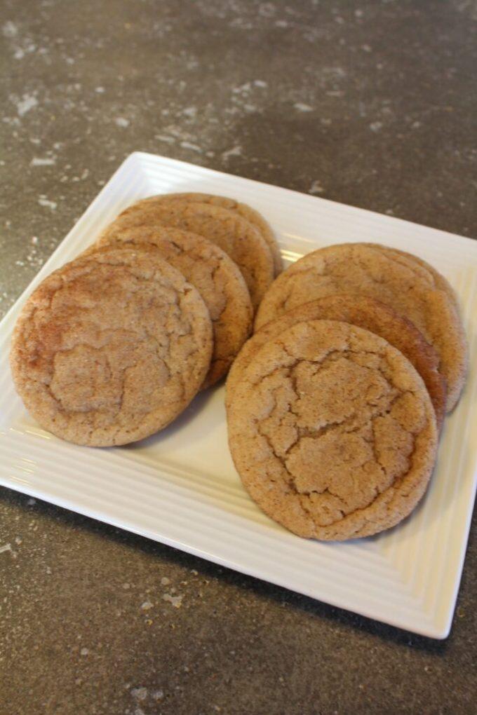 Snickerdoodle Cookies: 3ten.ca #cookies