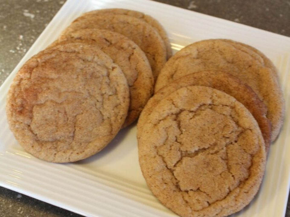 Snickerdoodle Cookies: 3ten.ca