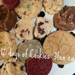 12 Days of Cookies: 3ten.ca #cookies #holiday #treats
