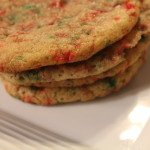 Candy Cane Cookies: 3ten.ca #cookies #candycane