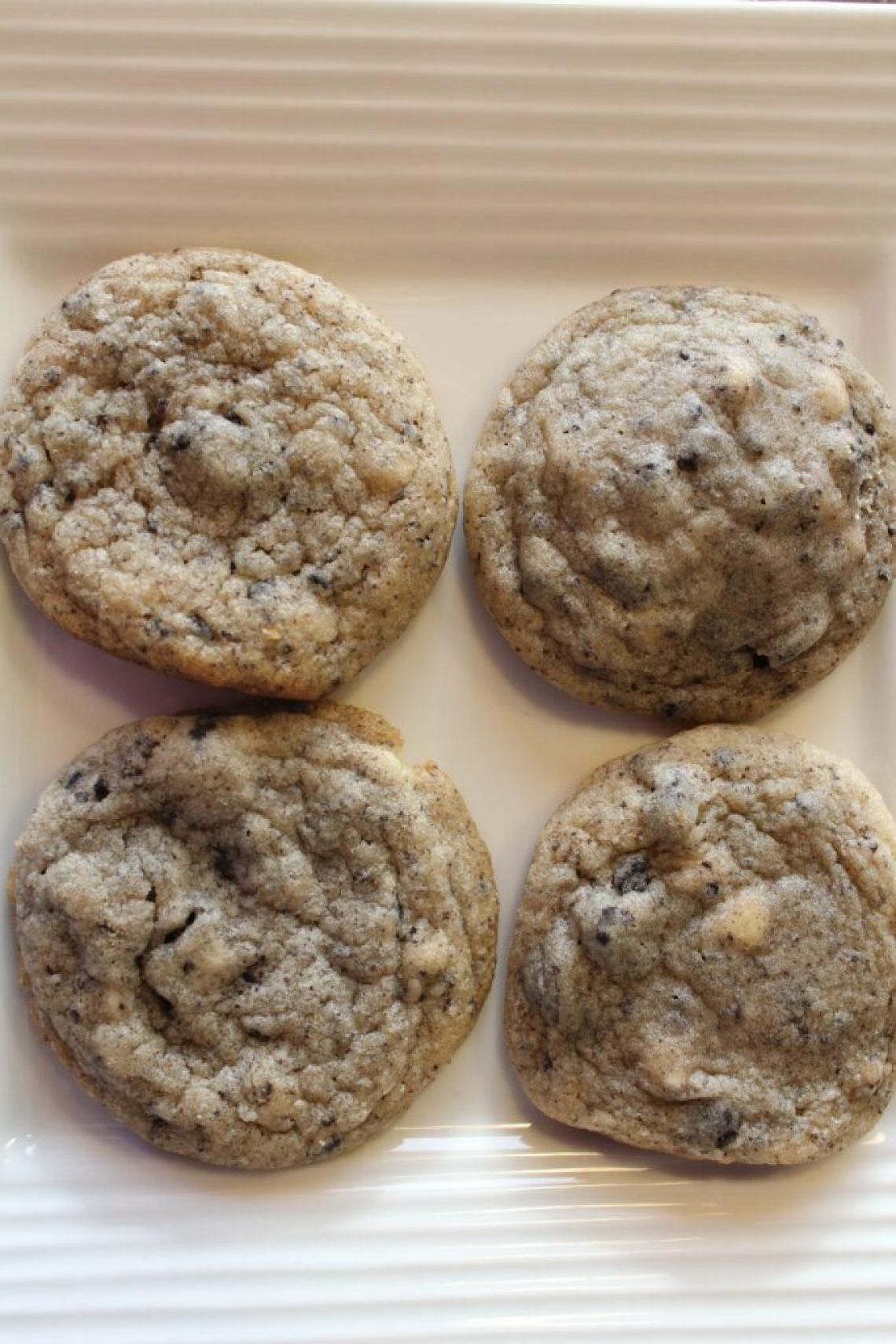 Cookies and Cream Cookies: 3ten.ca