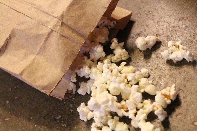 Brown Bag Popcorn: 3ten.ca #popcorn