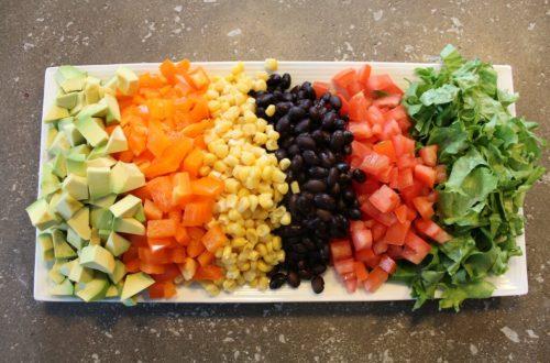 Southwest Salad: 3ten.ca