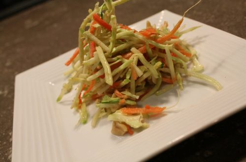 Asian Slaw: 3ten.ca