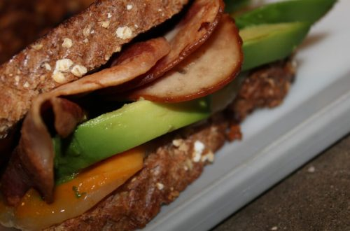 Bacon Avocado Grilled Cheese: 3ten.ca