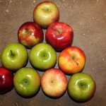 Homemade Apple Sauce: 3ten.ca #apples #homemade