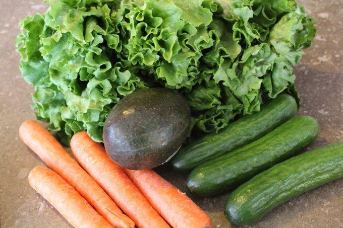 Salad Rolls: 3ten.ca
