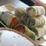 Salad Rolls: 3ten.ca #salad #rolls #eathealthy