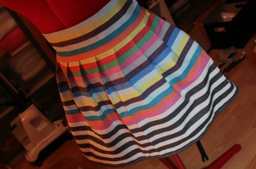 Pleated Skirt: 3ten.ca