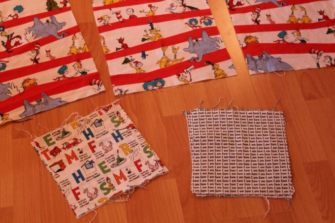 Dr. Seuss Bath: 3ten.ca #sewing