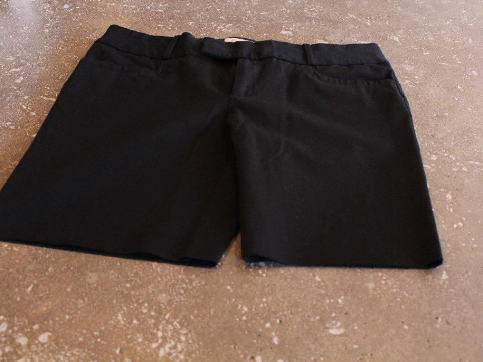Pants to Shorts: 3ten.ca