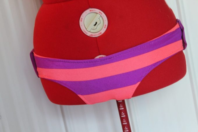 Swimsuit Tutorial: 3ten.ca #diy #sewing