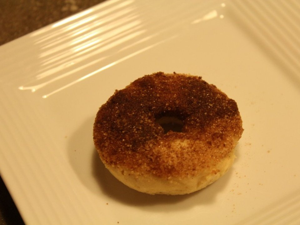 Churro Donuts: 3ten.ca