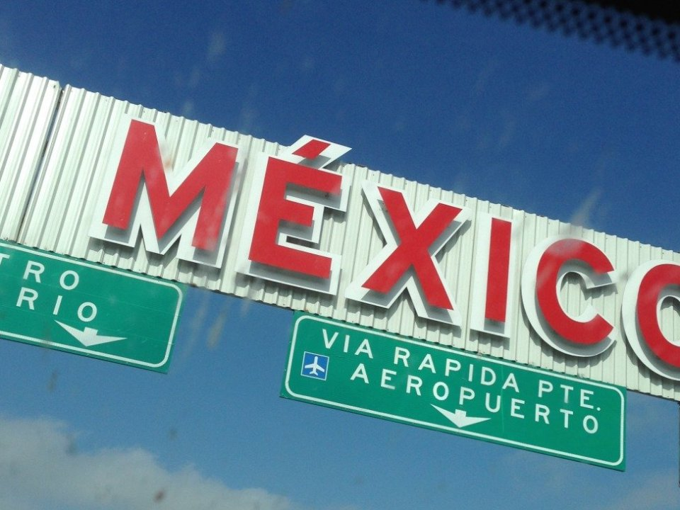 Mexico Border: 3ten.ca