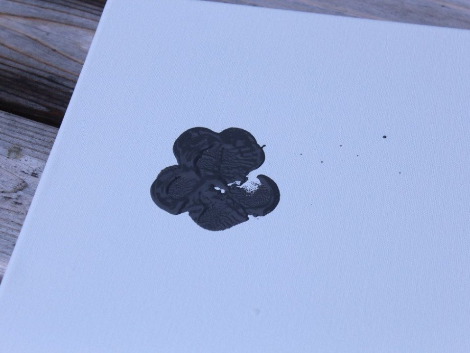 Paw Print Art: 3ten.ca