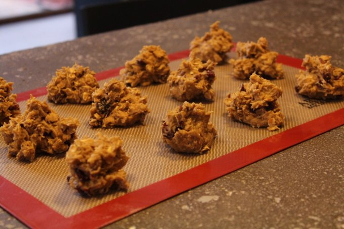 Pumpkin Spice Cookies: 3ten.ca