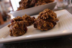 Pumpkin Spiced Cookies: 3ten.ca