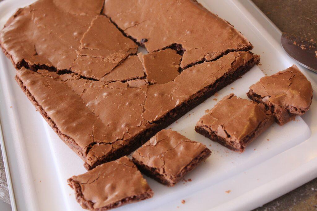 Quick Brownies: 3ten.ca