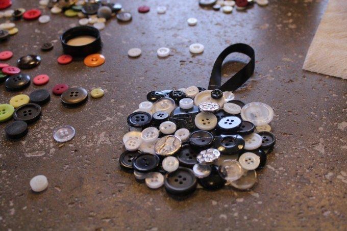 Button Ornament: 3ten.ca