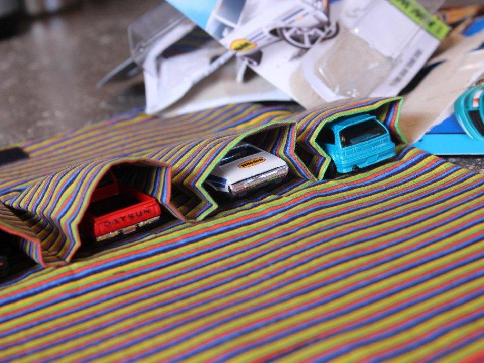 Car Toy Garage: 3ten.ca