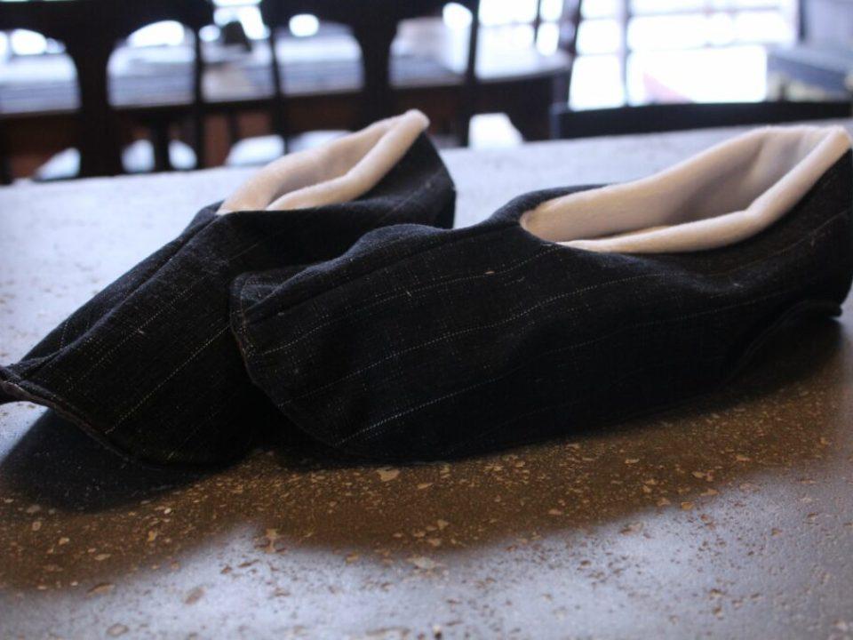 DIY Slippers: 3ten.ca