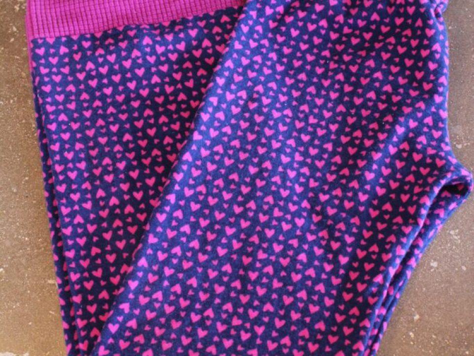 Valentine's Day Pajama Pants: 3ten.ca