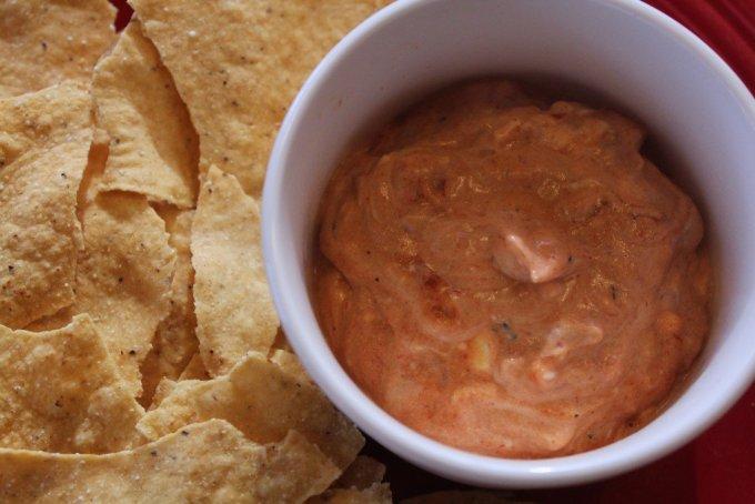 Cream Cheese Salsa Dip: 3ten.ca