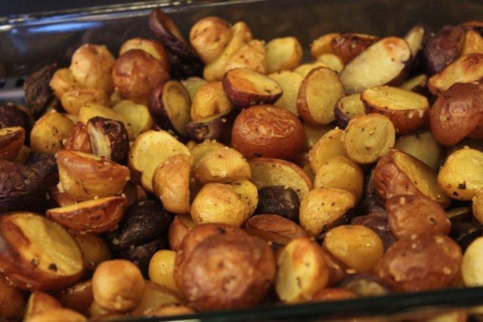 Heirloom Potato and Bacon Salad: 3ten.ca