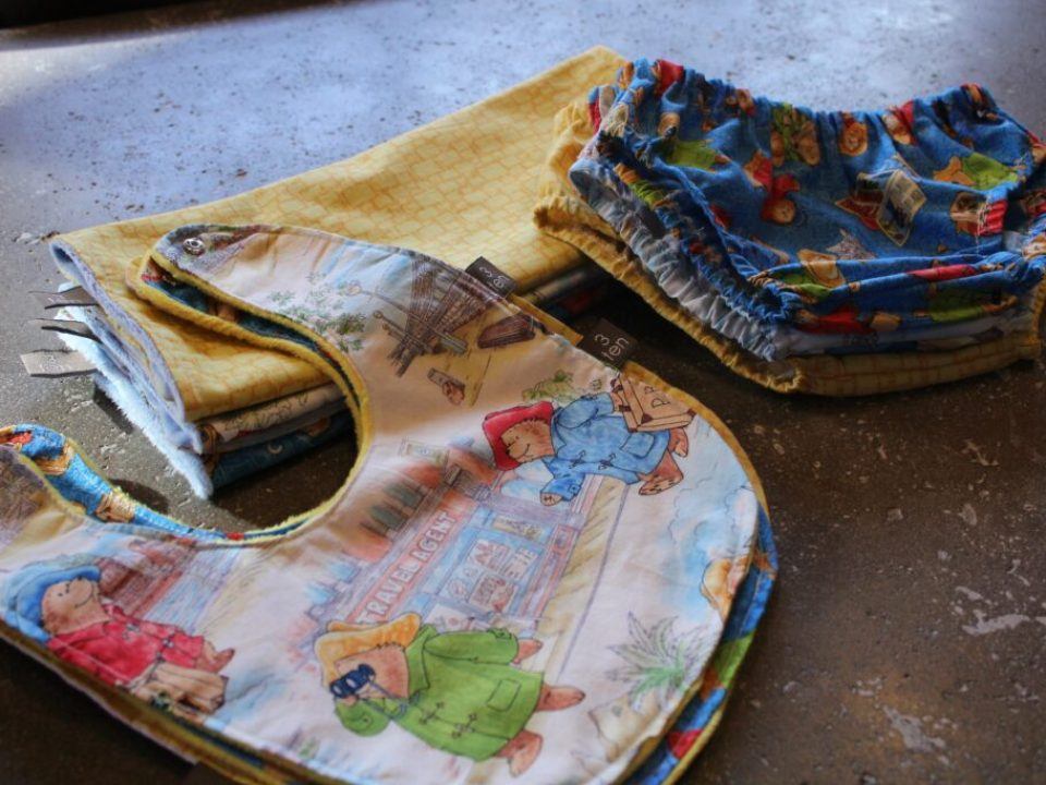Paddington Bear Baby Set: 3ten.ca