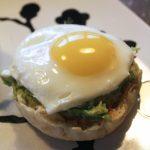Avocado Egg Breakfast