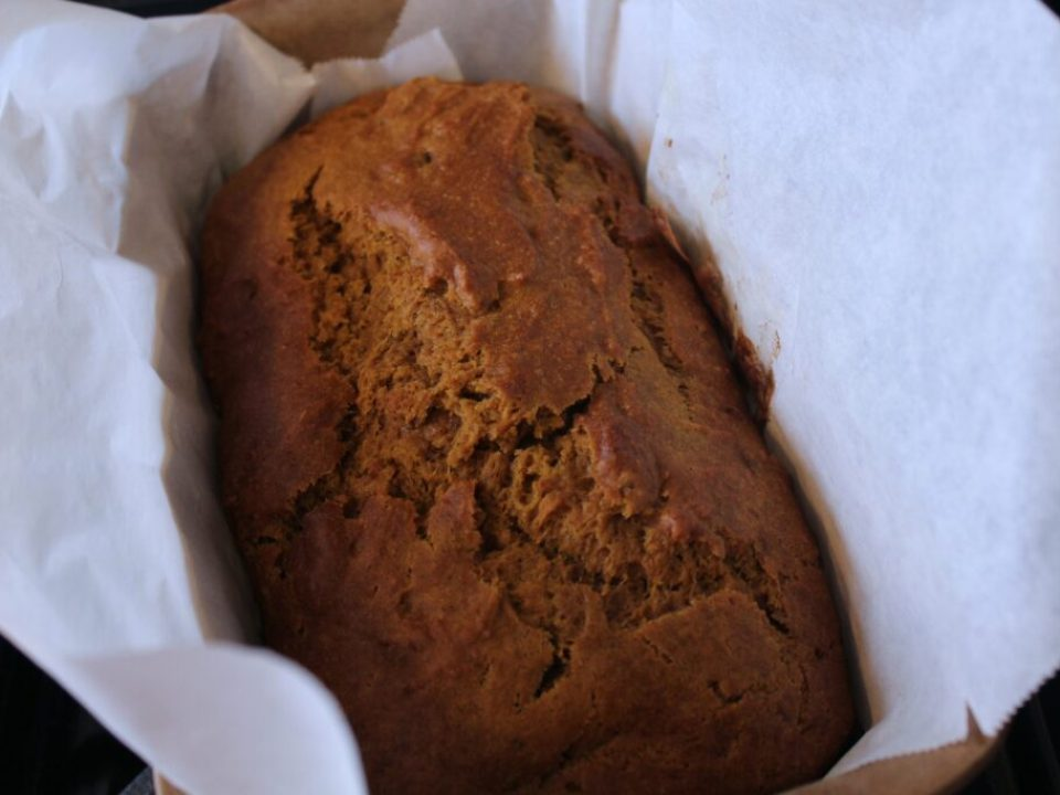 Pumpkin Bread: 3ten.ca