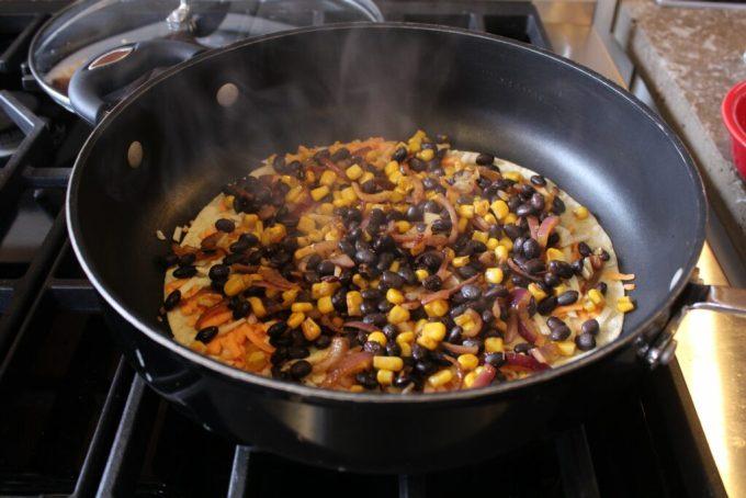 Black Bean Quesadilla: 3ten.ca