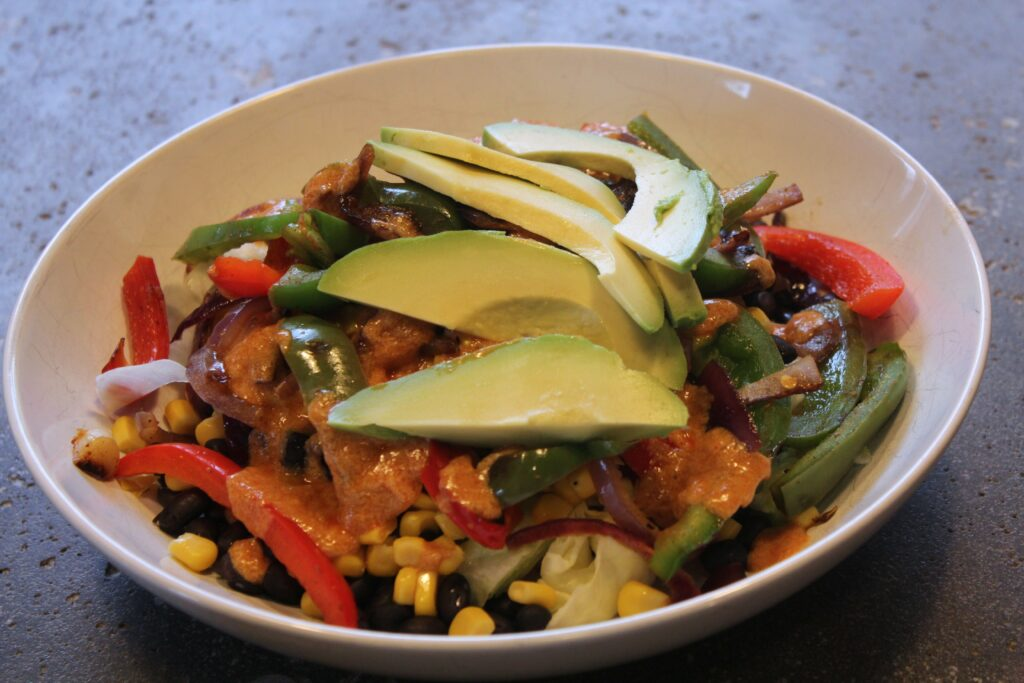 Loaded Burrito Bowl: 3ten.ca