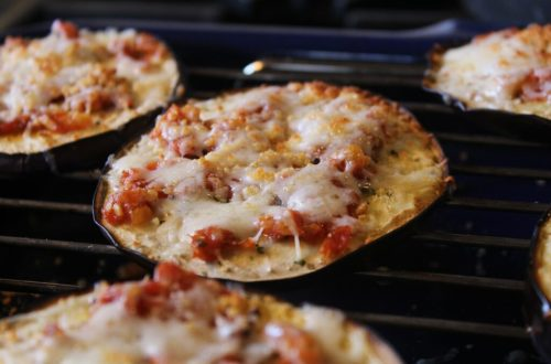 Eggplant Pizza: 3ten.ca