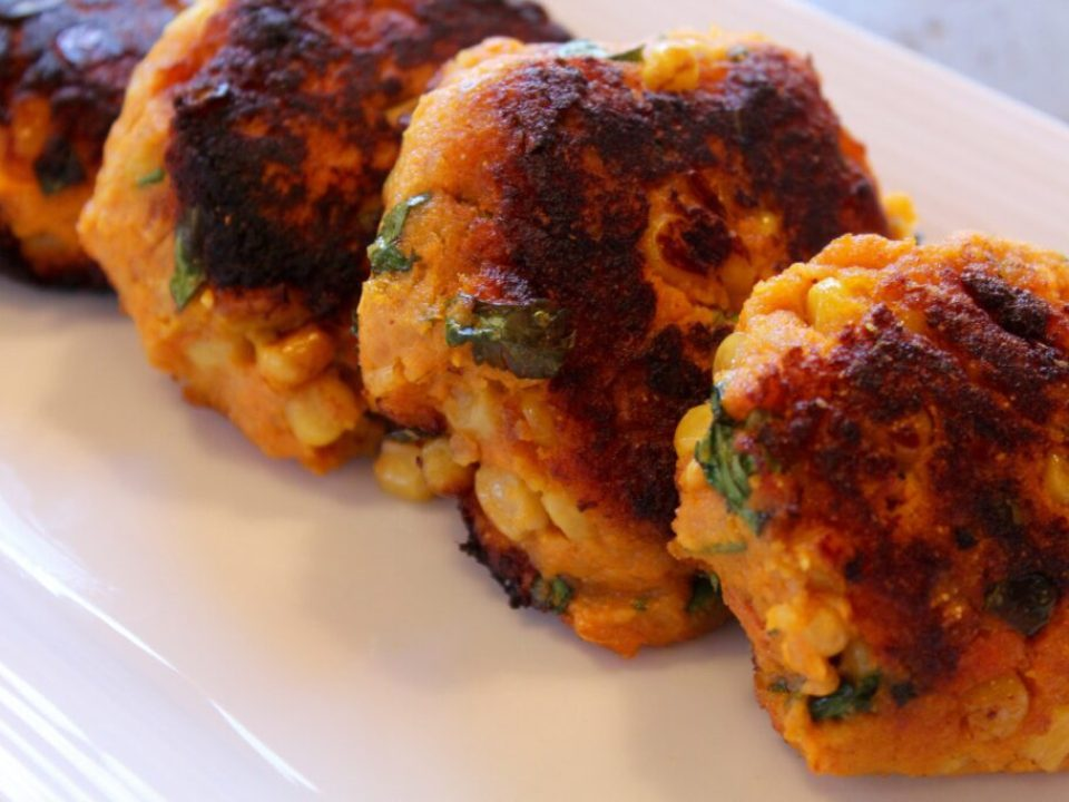 Sweet Potato Cakes: 3ten.ca