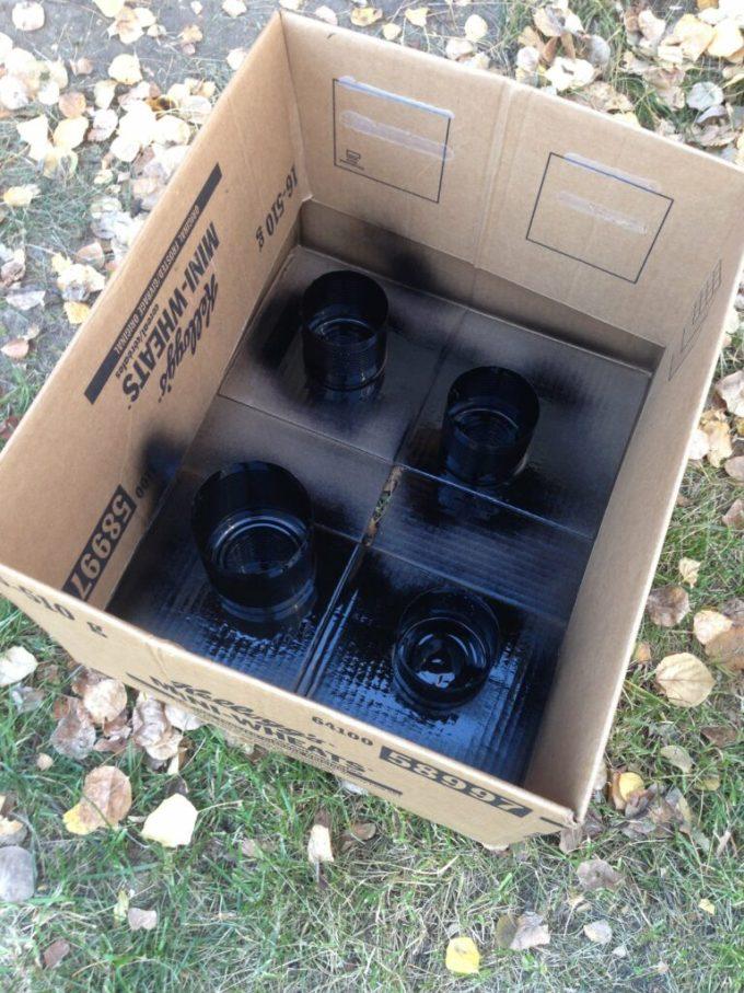 Halloween Tin Lanterns: 3ten.ca